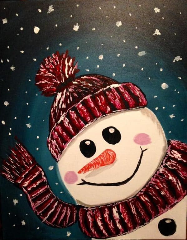 Art Party 1216 - Frosty - Thingamajiggers, Gander (Copy)