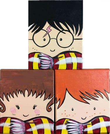 Art Party 0303 - Harry Potter - Thingamajiggers, Gander